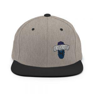 Beard Laws 2.0 Snapback Hat (Side Logo)
